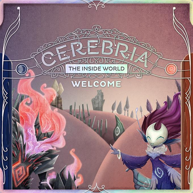 Cerebria The Inside World - Mindclash Games